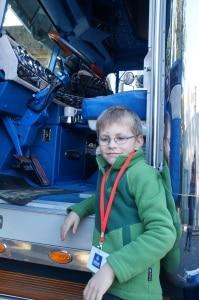 Truckfahrer - ein Traumberuf?